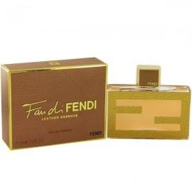 عطر زنانه فندی مدل Leather Essence Eau De Parfum