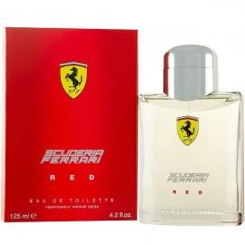 عطر مردانه فراری مدل Scuderia Ferrari Red Eau De Toilette