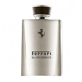 عطر مردانه فراری مدل Silver Essence Eau De Parfum