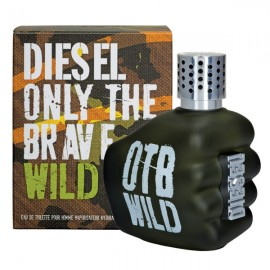 عطر مردانه ديزل مدل Only The Brave Wild Eau De Toilette