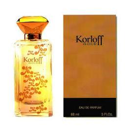 عطر زنانه کارلوف مدل Gold Eau De Parfum
