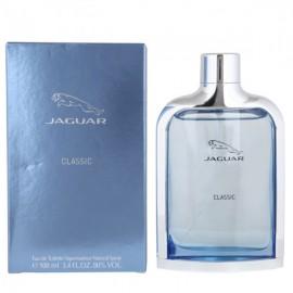 عطر مردانه جگوار مدل Classic Blue Eau De Toilette