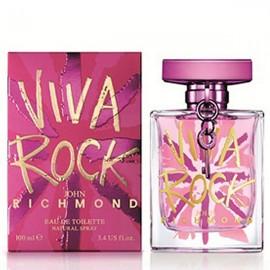 عطرزنانه جان ریچموند مدل Viva Rock Eau De Toilette