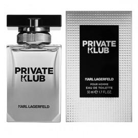 عطر کارل لاگرفلد مدل Private Klub EDT
