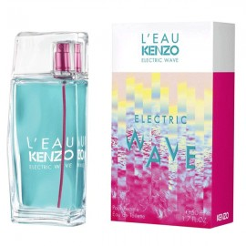 عطر کنزو مدل Electric Wave EDT