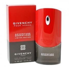عطر ژیوانشی مدل Givenchy Pour Homme Adventure Sensations EDT