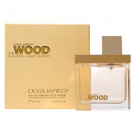 عطر ديسكوارد مدل She Wood Golden Light Wood EDP