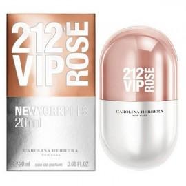 عطر کارولینا هررا مدل 212VIP Rose Pills EDP