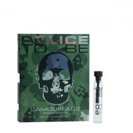 سمپل عطر پلیس To Be Camouflage