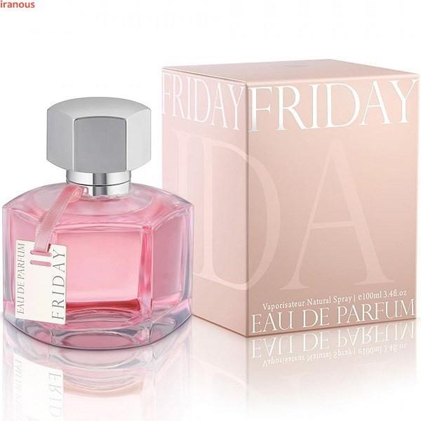 عطر زنانه امپر مدل Prive Friday Eau De Parfum