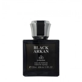 عطر مردانه ریو کالکشن مدل Black Arkan Eau de Parfum