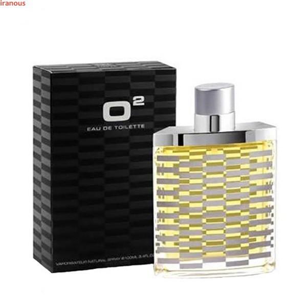 عطر مردانه امپر مدل O2 Eau De Toilette