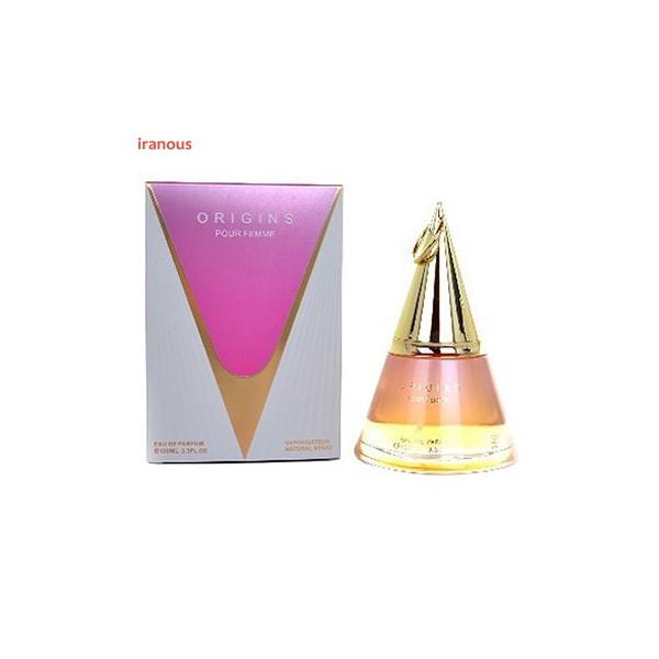عطر زنانه امپر مدل Origins Eau De Parfum