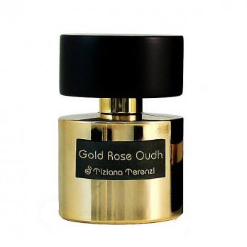 تستر عطر زنانه مردانه تیزیانا ترنزی Gold Rose Oudh حجم 100 میلی لیتر