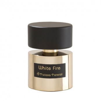 تستر عطر زنانه مردانه تیزیانا ترنزی White Fire حجم 100 میلی لیتر