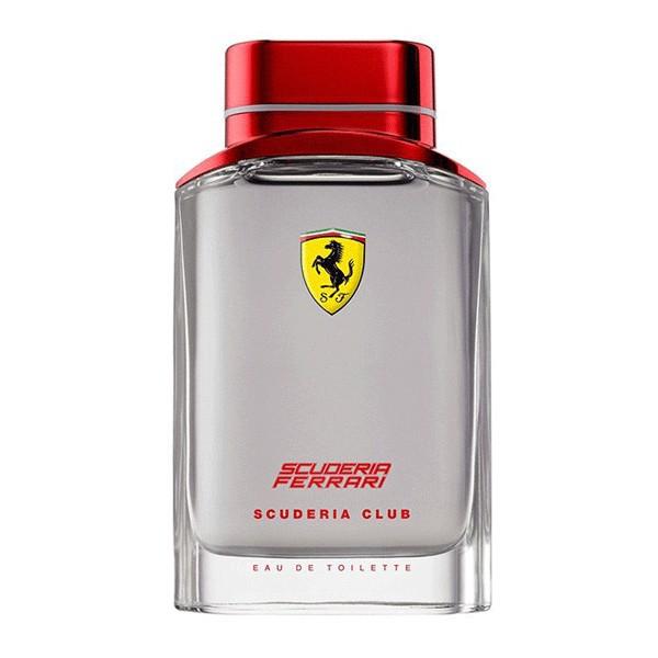 عطر مردانه فراری مدل Scuderia Club Eau De Toilette