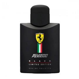 عطر مردانه فراری مدل Black Limited Edition Eau De Toilette