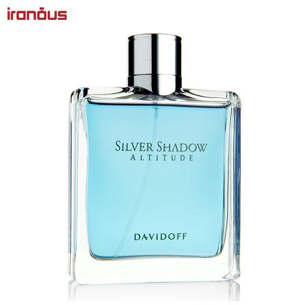 عطر مردانه ديويدوف مدل Silver Shadow Altitude Eau De Toilette
