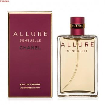 عطر زنانه شنل Allure Sensuelle حجم 100 میلی لیتر