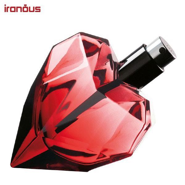 عطر زنانه ديزل مدل Loverdose Red Kiss Eau de Parfum
