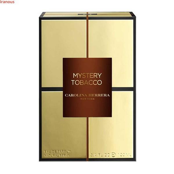 0e9cbb6e6 قیمت ادکلن کارولینا میستری توباکو (Mystery Tobacco) اصل 100میل با ضمانت
