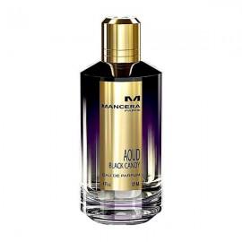 عطر زنانه مردانه مانسرا Aoud Black Candy حجم 120 میلی لیتر