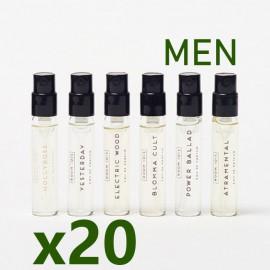 سمپل مردانه پک 20 عددی