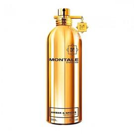 عطر زنانه مردانه مونتال Amber & Spices حجم 100 میلی لیتر