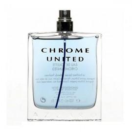 تستر ادو تویلت آزارو Chrome United حجم 100 میلی لیتر