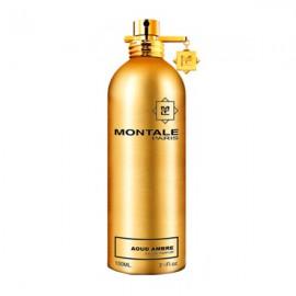 عطر زنانه مردانه مونتال Aoud Amber حجم 100 میلی لیتر