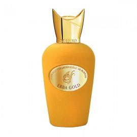عطر زنانه مردانه سوسپیرو Erba Gold حجم 100 میلی لیتر