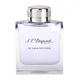 ادو تویلت اس تی دوپونت 58 Avenue Montaigne pour Homme حجم 100 میلی لیتر