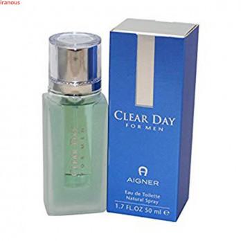 ادکلن مردانه اگنر Clear Day حجم 50 میلی لیتر