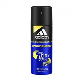 اسپری مردانه آدیداس Sport Energy حجم 150 میلی لیتر