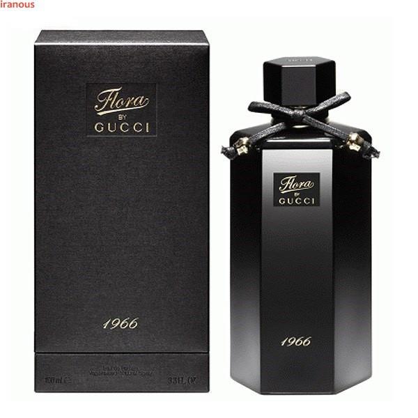 عطر زنانه گوچی مدل Flora by Gucci 1966 Eau De Parfum