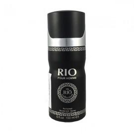 اسپری بدن ریو Rio Pour Homme حجم 150 میلی لیتر