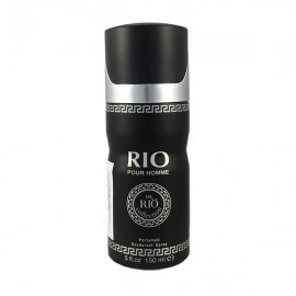 اسپری مردانه ریو کالکشن Rio Pour Homme حجم 150 میلی لیتر