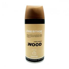 اسپری مردانه پرستیژ Dsquared2 He Wood حجم 150 میلی لیتر