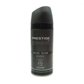 اسپری مردانه پرستیژ Encre Noire Lalique حجم 150 میلی لیتر