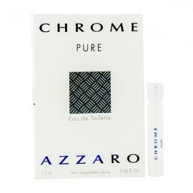سمپل ادو تویلت آزارو Chrome Pure حجم 1.2 میلی لیتر