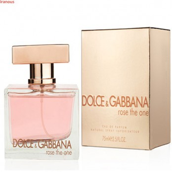 عطر زنانه دولچ اند گابانا مدل Rose The One Eau de Parfum