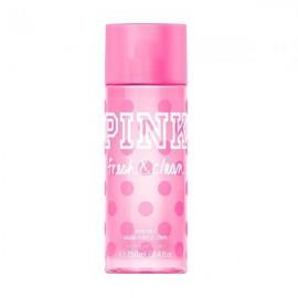 بادی اسپلش ویکتوریا سکرت Pink Fresh & Clean 2011 حجم 250 میلی لیتر