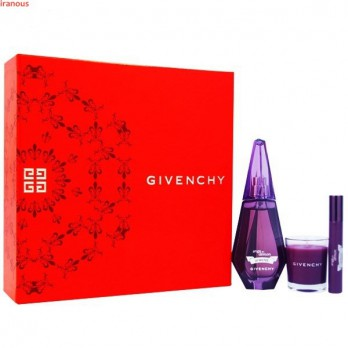 ست زنانه ژیوانشی مدل Ange Ou Etrange Le Secret Elixir Eau De Parfum