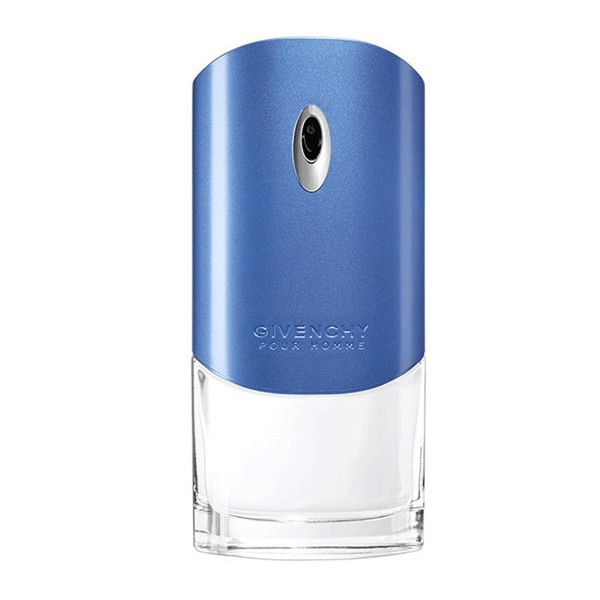 عطر مردانه ژیوانشی مدل Pour Homme Blue Label Eau De Toilette