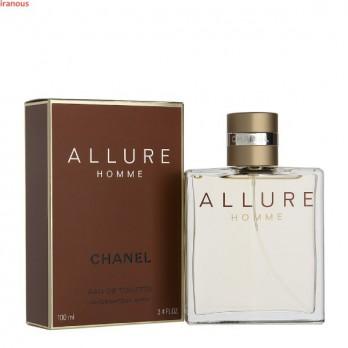 عطر مردانه شنل Allure Pour Homme حجم 100 میلی لیتر