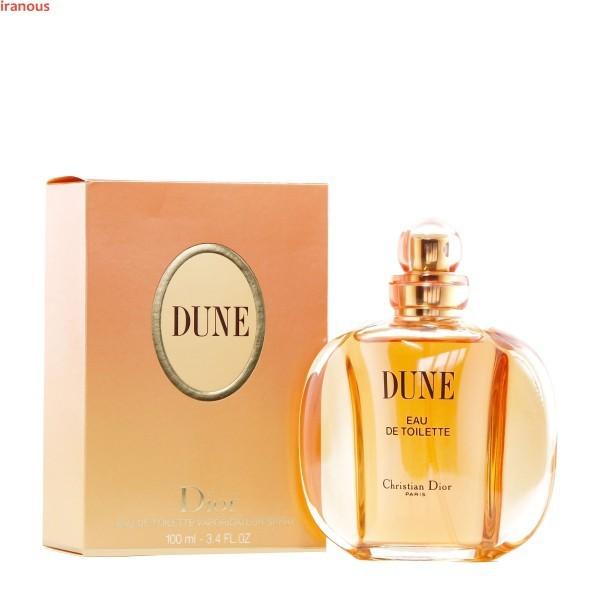 عطر زنانه ديور مدل Dune Eau De Toilette