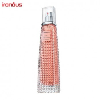 عطر زنانه ژیوانشی مدل Live Irresistible Eau De Parfum