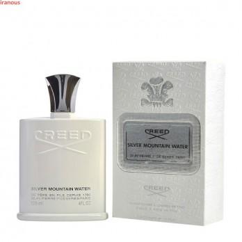 عطر مردانه کرید مدل Silver Mountain Water Eau De Parfum