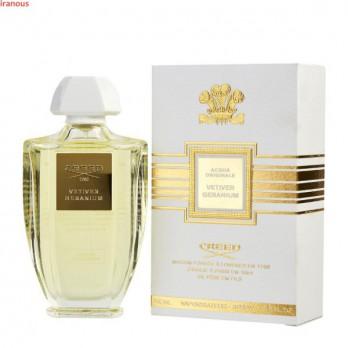عطر مردانه کرید مدل Vetiver Geranium Eau De Parfum