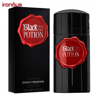 عطر مردانه پاکورابان مدل Black XS Potion Eau De Toilette